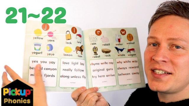 Phonics 21-22