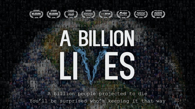 A Billion Lives Deutsch