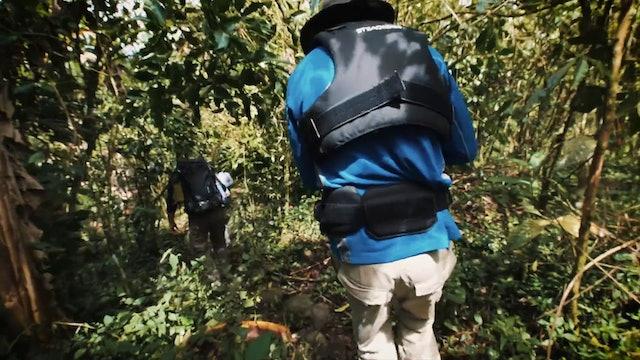 Filming in Peru - Day 4