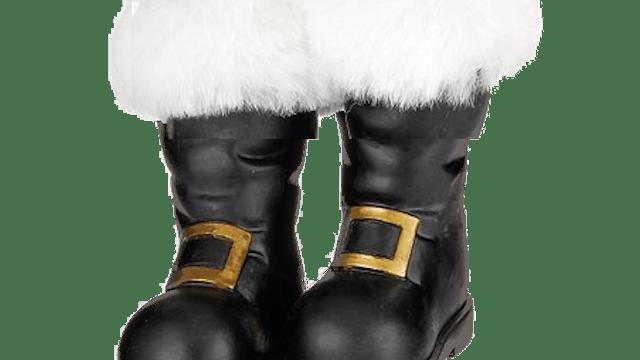 Where's Santa's Boots
