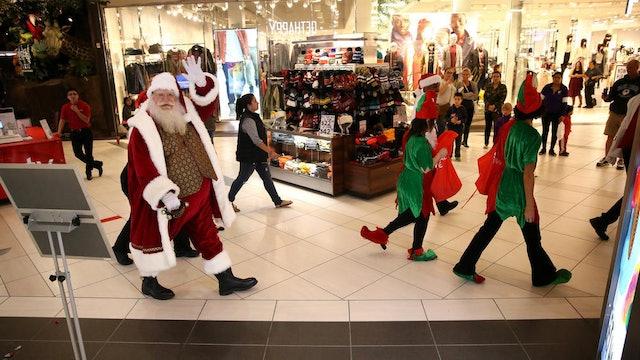 I See Santa