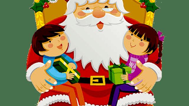 Santa's Knee