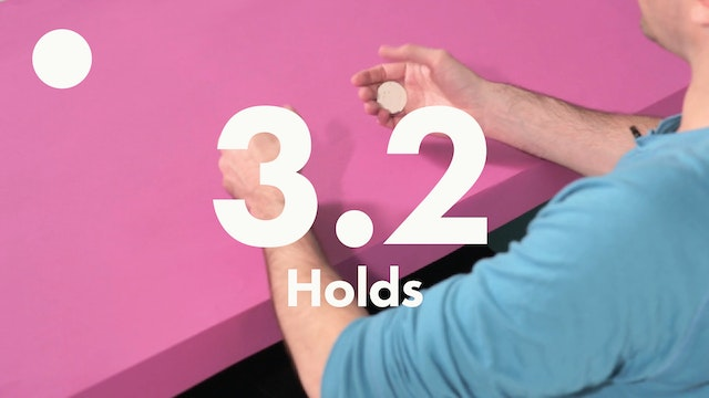 3.2 Circles Holds
