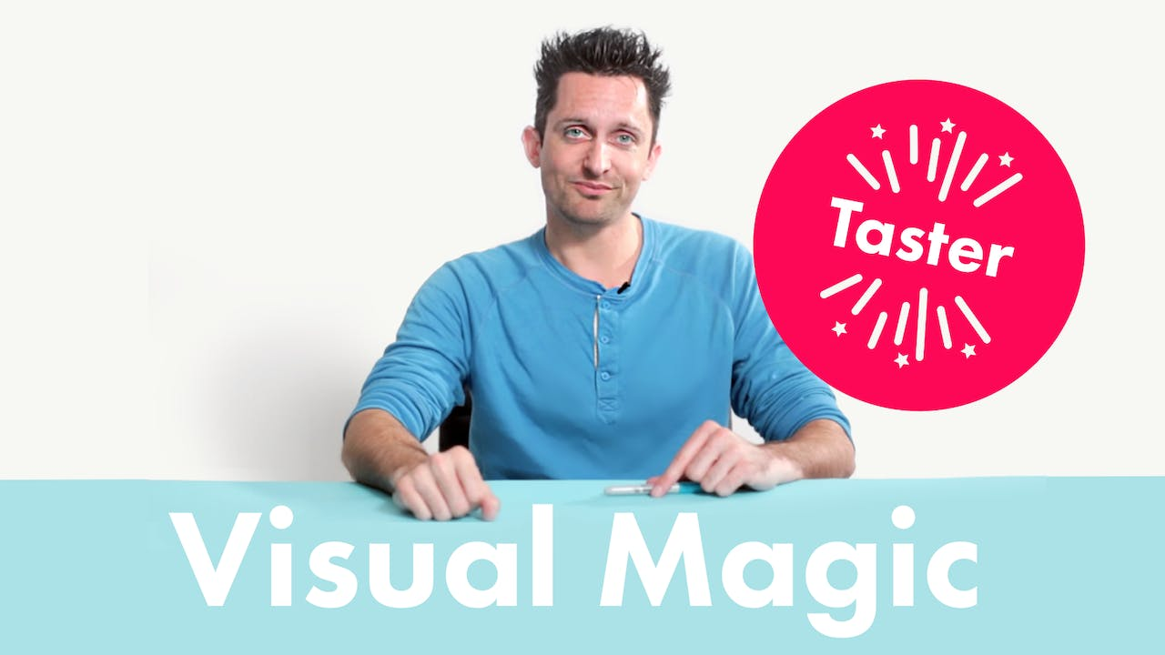 Visual Magic Taster