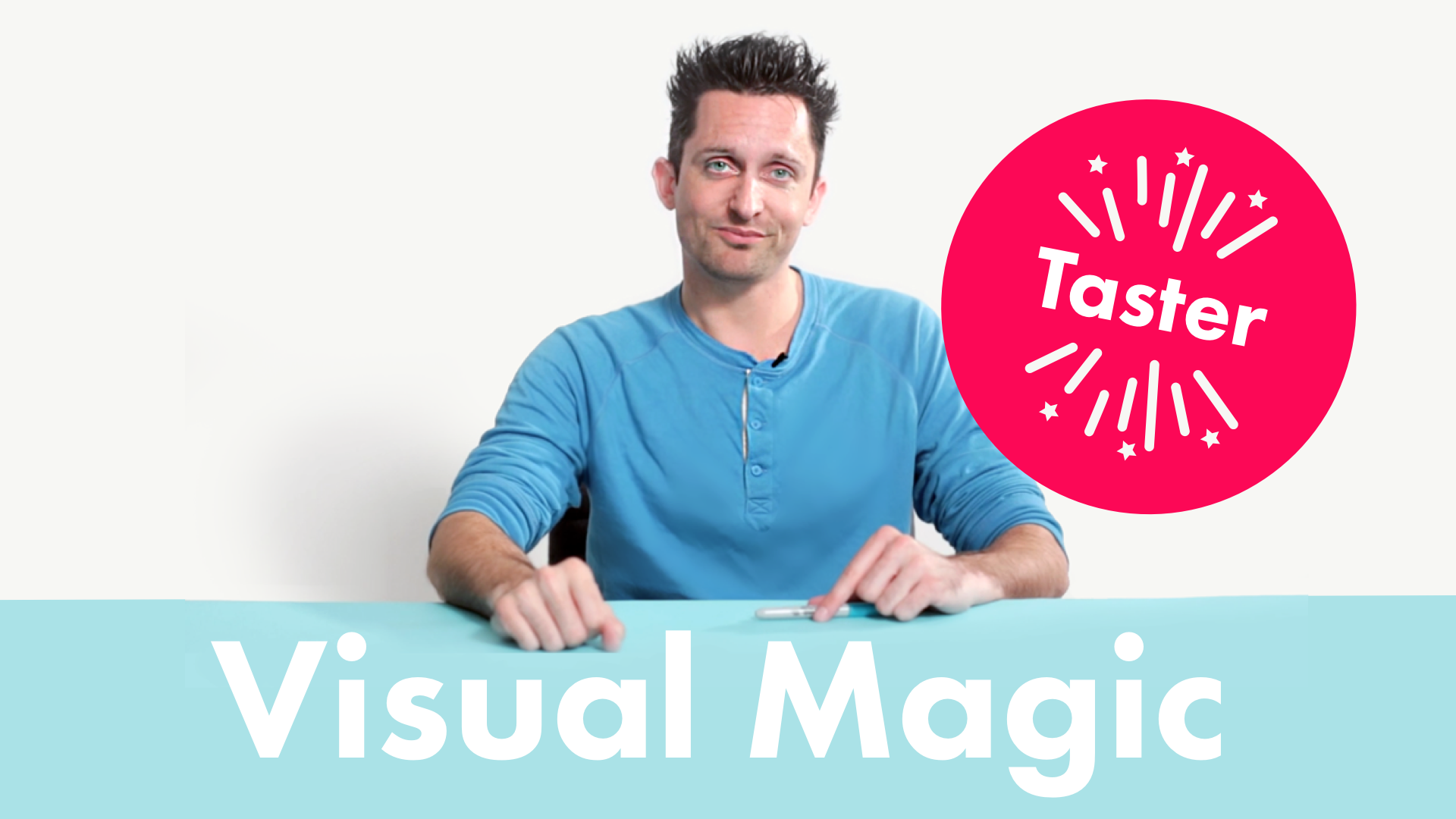 Visual Magic Taster