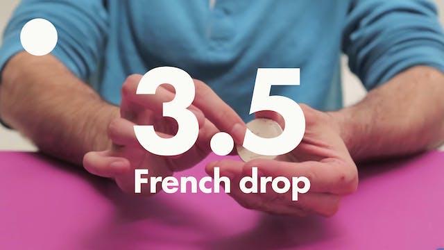 3.5 Circles French Drop