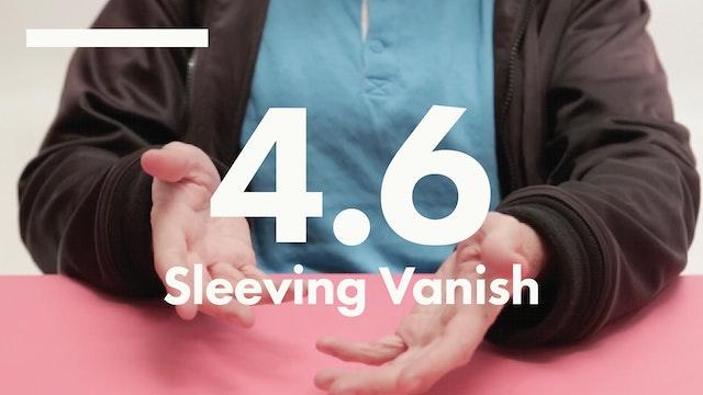 4.6 Lines Sleeving Vanish