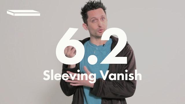 6.2 3D Rectangle sleeving vanish