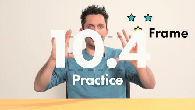 10.4 Performance practice