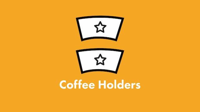 Coffee Sleeve Trick