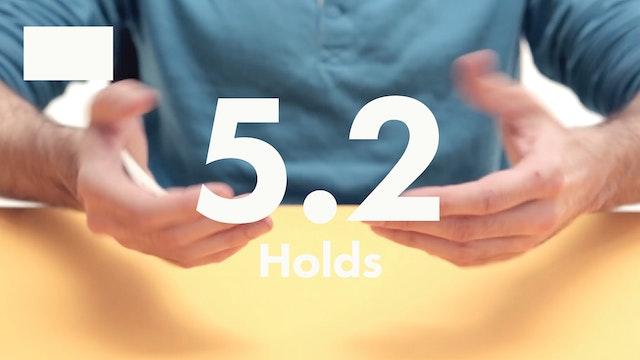 5.2 2D Rectangles holds