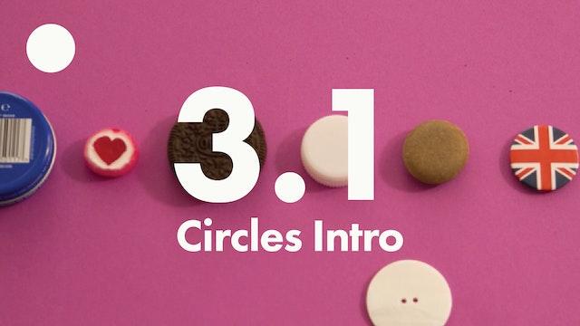 3.1 Circles Intro
