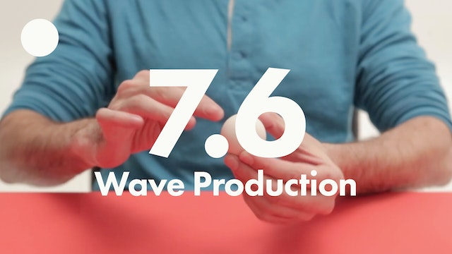 7.6 Ball Wave Production