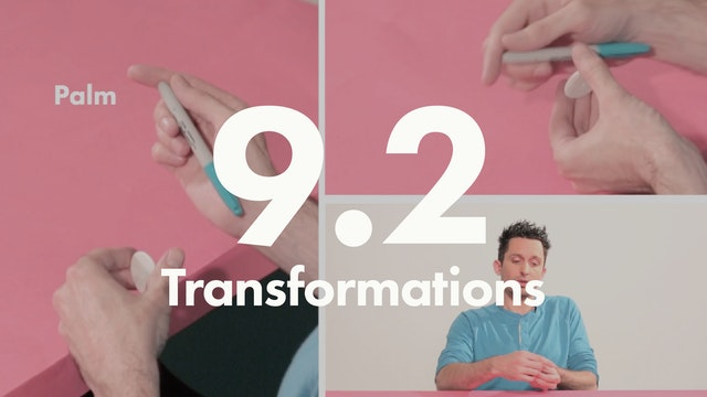 9.2 Sequences transformation