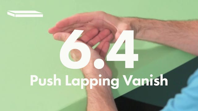6.4 3D Rectangle Push lapping