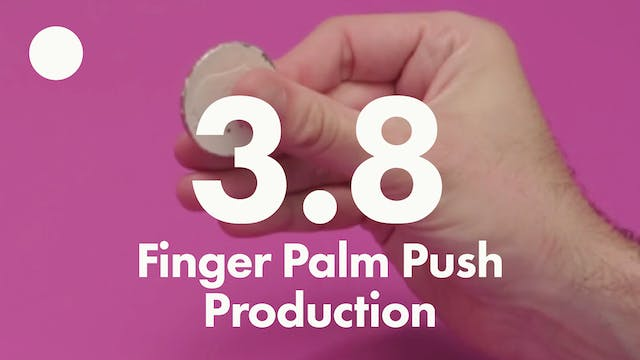 3.8 Circles Finger Palm Push