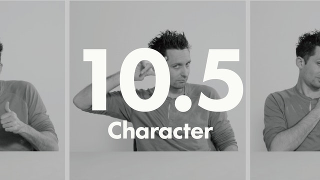 10.5 Performance Character