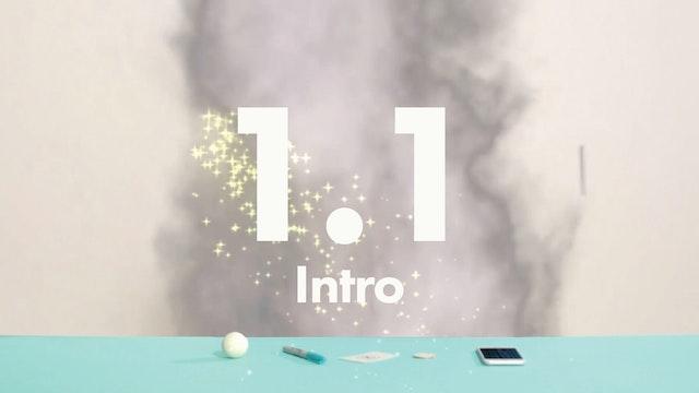 1.1 Intro