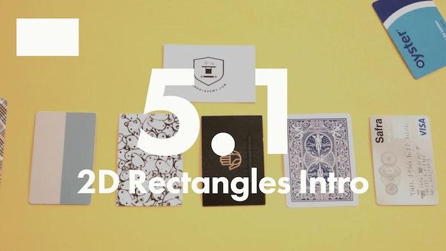 5.1 2D Rectangles intro