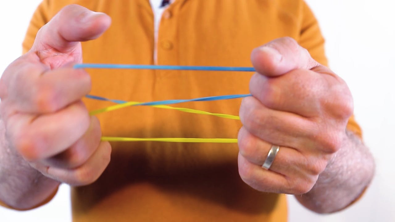 Rubber Band Trick