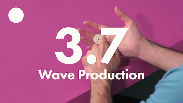 3.7 Circles Wave Production