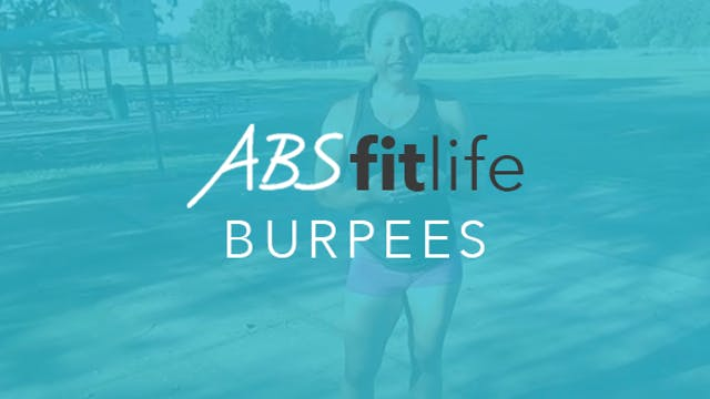How to Do A Burpee 3 Ways