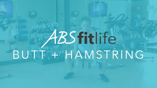 Butt and Hamstring Strength Circuit