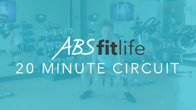 Double Unders and Thrusters Circuit in 20 Minutes