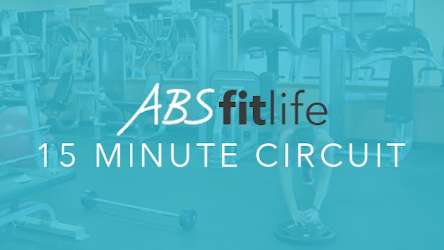 3-6-9 15 Minute Conditioning Circuit