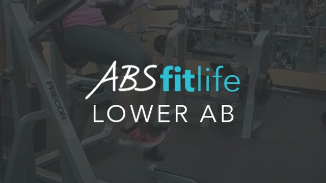 2 Minute Lower AB Workout