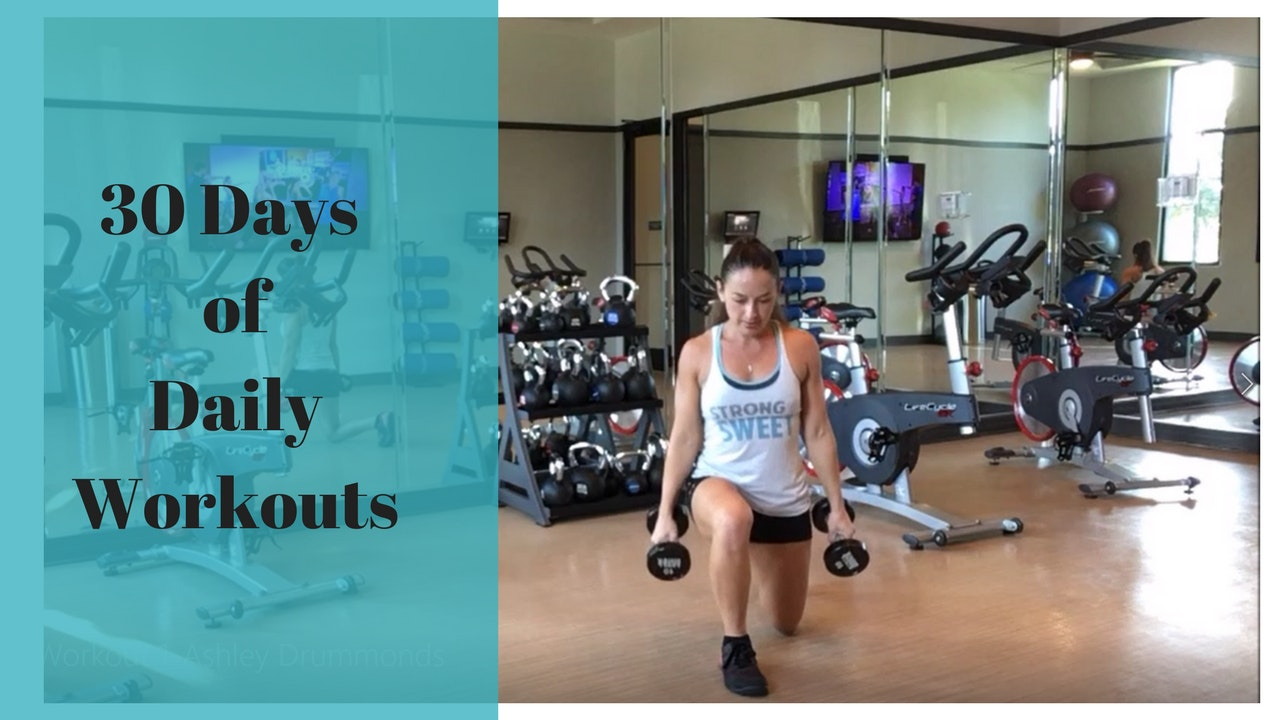 Daily Conditioning Workouts