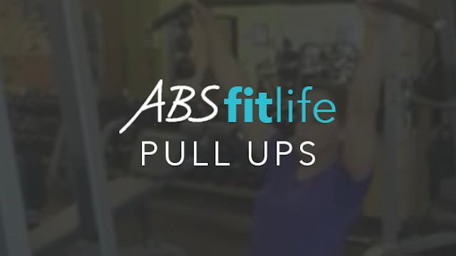 5 Ways to do Pull Ups