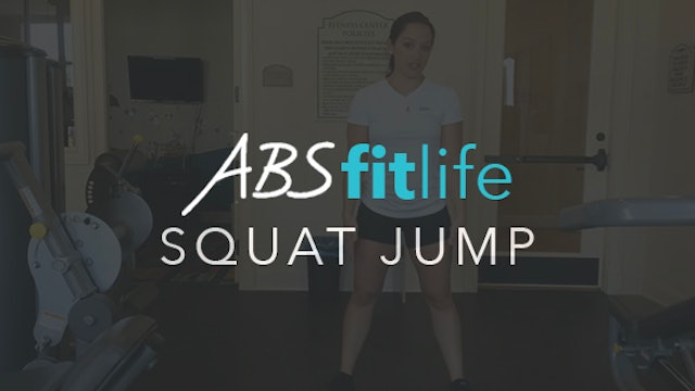 How to do a squat jump properly