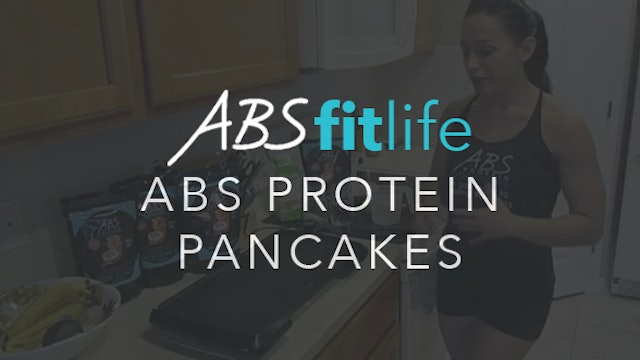 How to Make ABS Protein Pancakes
