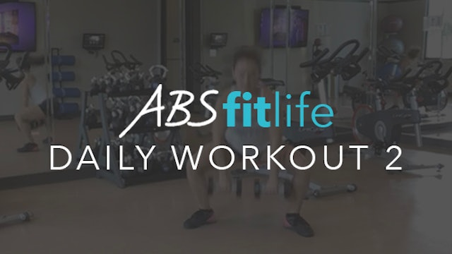 Daily Workout 2