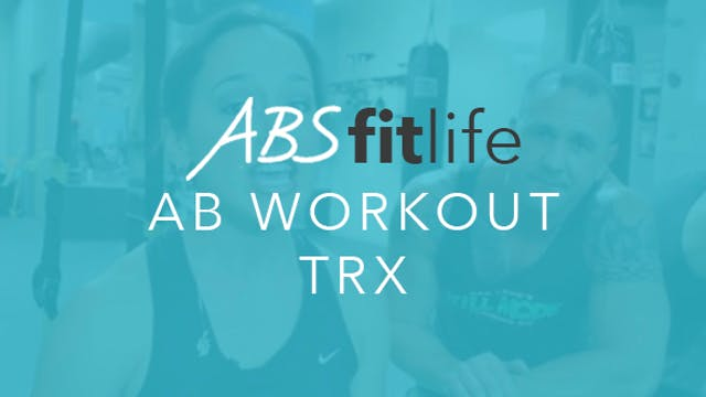 AB Workout on TRX