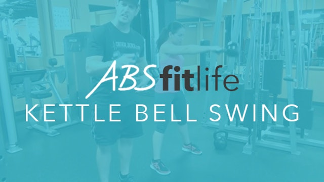 1 Arm Kettlebell Swing
