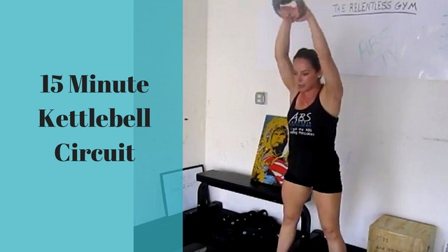 Dumbbell & KB Workouts
