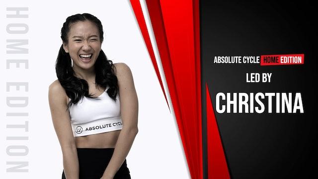 CHRISTINA - ABSOLUTE 45 (25 October 2021)