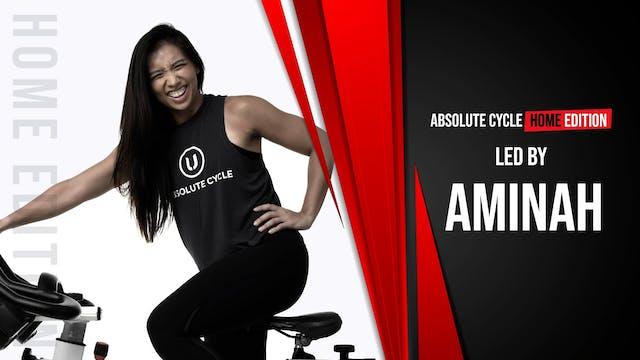 AMINAH - ABSOLUTE 45 (9 September 2021)