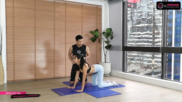 Mat Pilates - Tone & Sculpt Arms with...