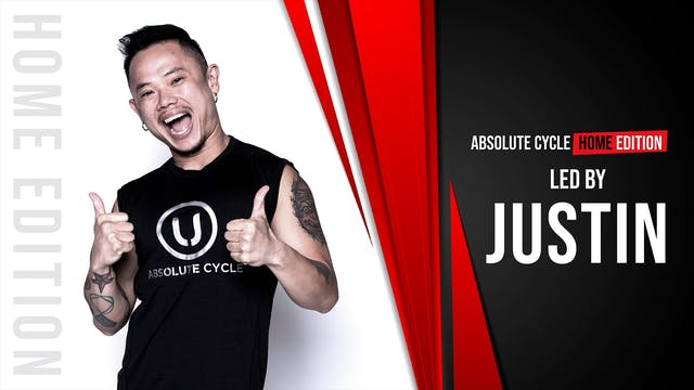 JUSTIN - ABSOLUTE 45 (Ride it LIVE on 30 September 2021)