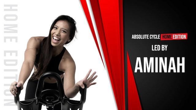 AMINAH - ABSOLUTE 45 (28 October 2021)