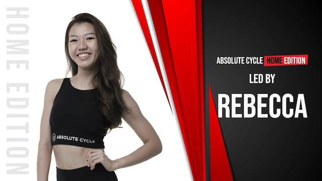REBECCA - ABSOLUTE 45 (24 August 2021)
