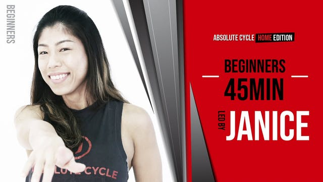 JANICE - BEGINNER 45