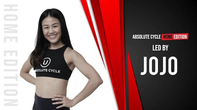 JOJO - ABSOLUTE 45 (5 AUGUST 2021)