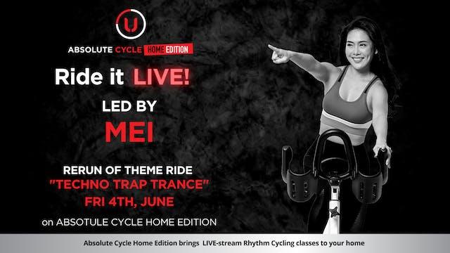 MEI - ABSOLUTE 45 (Ride it LIVE on 4 ...