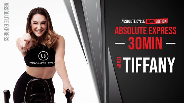 TIFFANY - ABSOLUTE EXPRESS 30 (17 Aug...