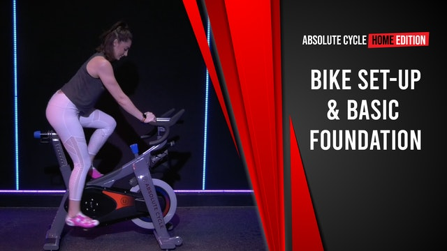 How to: Set-Up Your Bike & Basic Foundation