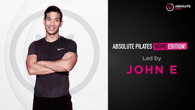 JOHN E - ABS & ARMS (28 August 2021) ...